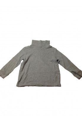 Детска блуза, поло яка