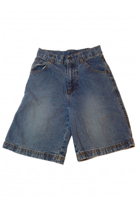 Детски къси панталони, дънкови