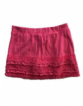 Детска къса пола с къси панталонки трико