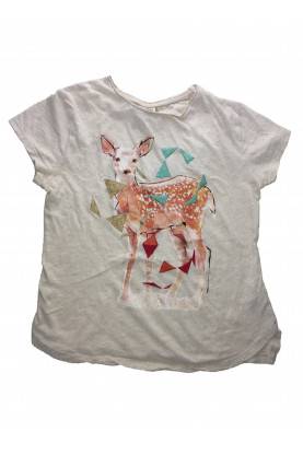 Блуза с къс ръкав Zara Kids