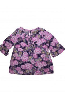 Блуза с къс ръкав OshKosh
