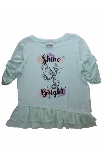 Блуза с къс ръкав D-Signed