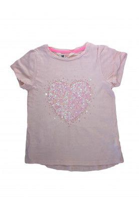 Блуза с къс ръкав H&M