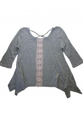 Блуза с къс ръкав Knit Works