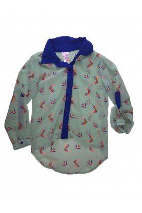 Риза Japna Kids