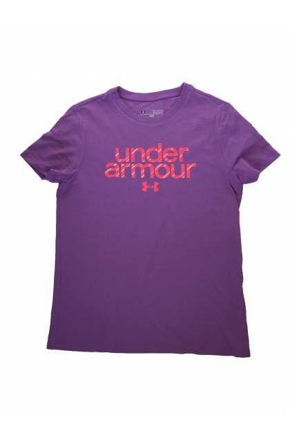 Блуза с къс ръкав Under Armour