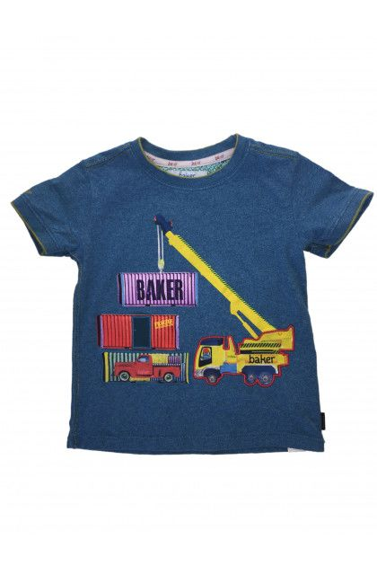 Тениска Baker By Ted Baker