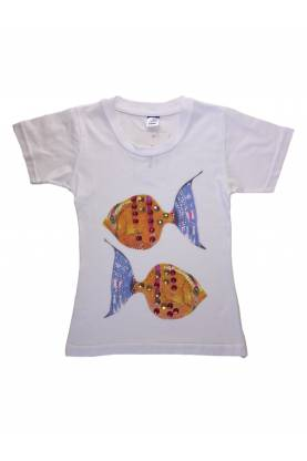 Тениска Bimbi Glamour