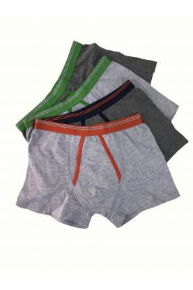 Boxer Briefs Set NUTMEG