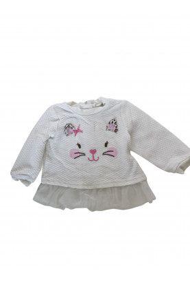 Блуза с дълъг ръкав Little Me