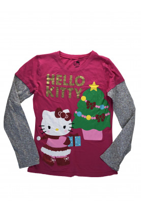 Блуза с дълъг ръкав Hello Kitty