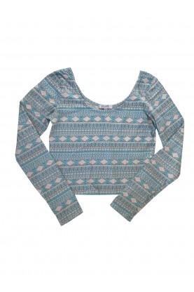 Блуза с дълъг ръкав Delia's