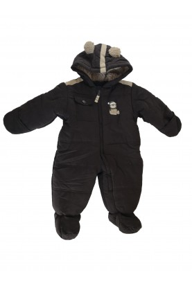 Baby Winter Jumpsuit London Fog