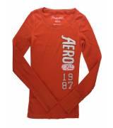 Блуза с дълъг ръкав Aeropostale