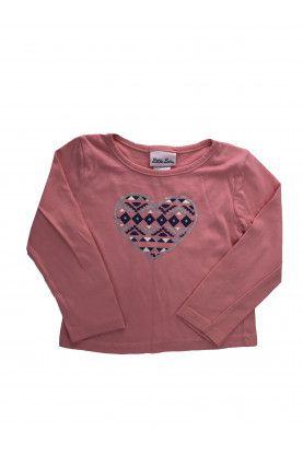 Блуза с дълъг ръкав Little Lass