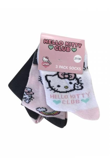 Комплект Чорапи Hello Kitty