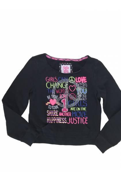 Блуза с дълъг ръкав Justice