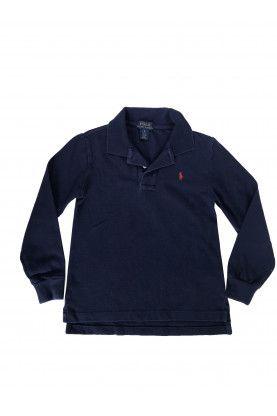 Long Sleeve Blouse Polo by Ralph Lauren