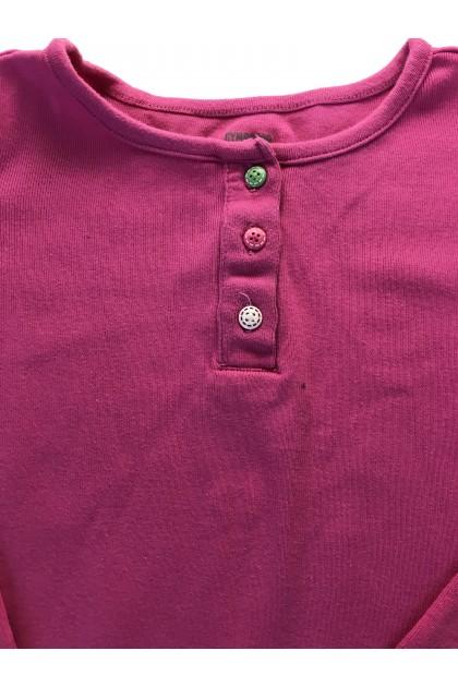 Блуза с дълъг ръкав Gymboree
