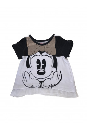 Short Sleeve Blouse Disney