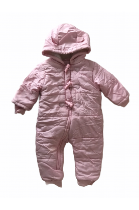 Baby Winter Jumpsuit Place