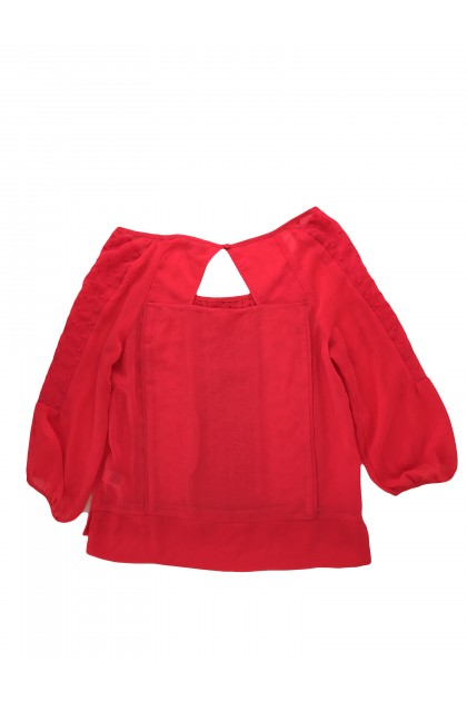 Блуза с къс ръкав American Eagle Outfitters