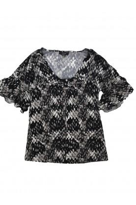 Блуза с къс ръкав Alfani