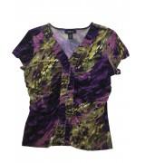 Блуза с къс ръкав Style&Co