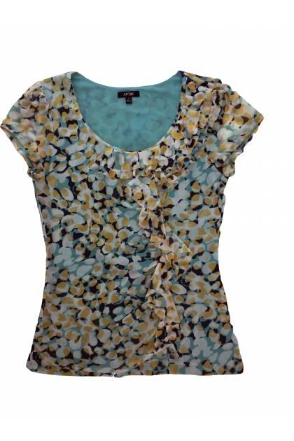 Блуза с къс ръкав Apt. 9