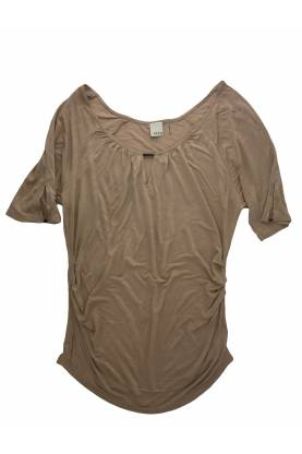 Блуза с къс ръкав