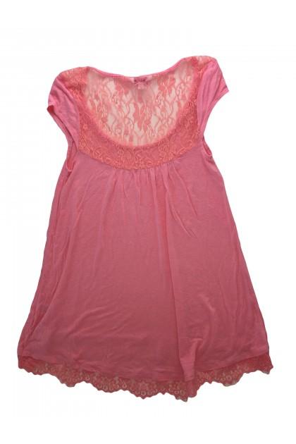 Блуза с къс ръкав Candie's