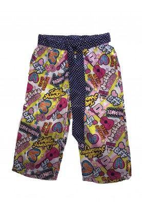 Долнище пижама късо Justice