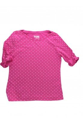 Блуза с къс ръкав Basic Editions