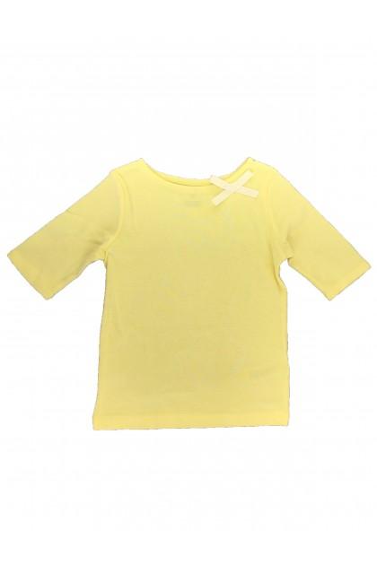 Блуза с къс ръкав Carter's