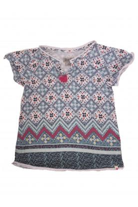 Блуза с къс ръкав Lucky Brand