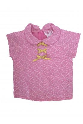 Блуза с къс ръкав American Girl