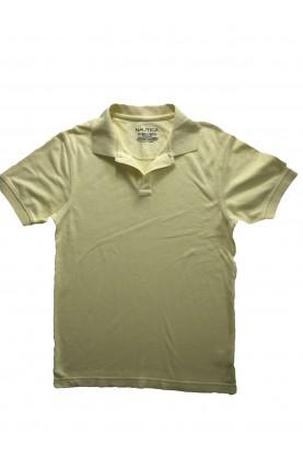 Блуза с къс ръкав с якичка Nautica