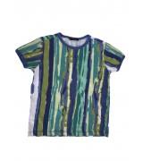 Блуза с къс ръкав Sisley
