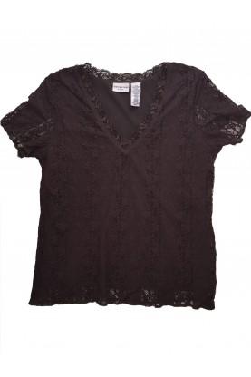 Блуза с къс ръкав Covington