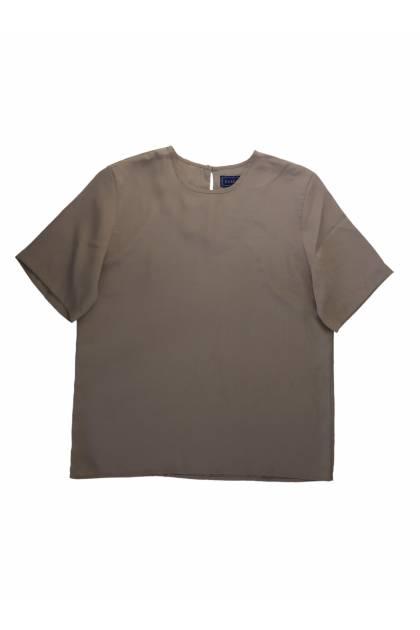 Блуза с къс ръкав Karen Scott