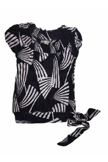 Блуза с къс ръкав Heartsoul