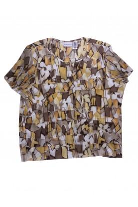 Блуза с къс ръкав Alfred Dunner