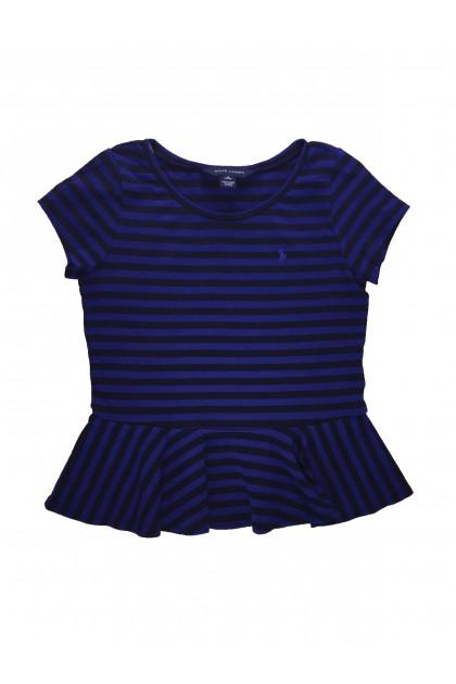 Блуза с къс ръкав Ralph Lauren
