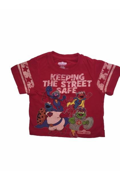Тениска Sesame Street