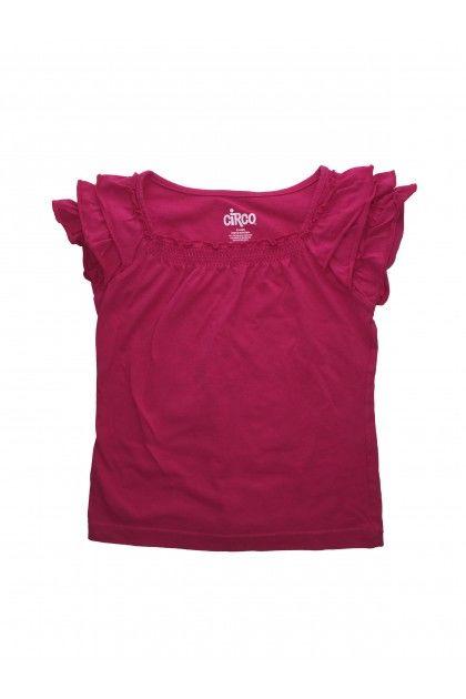 Блуза с къс ръкав Circo