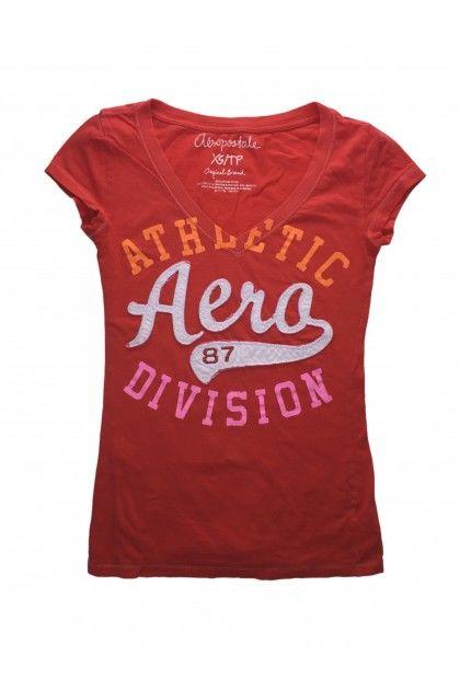 Блуза с къс ръкав Aeropostale