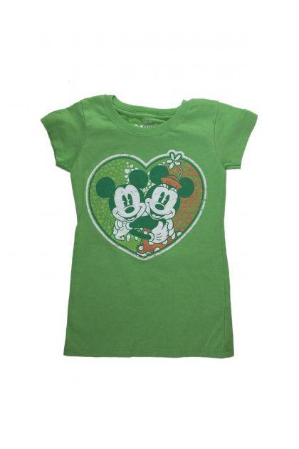 Блуза с къс ръкав Disney