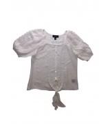 Блуза с къс ръкав BCX