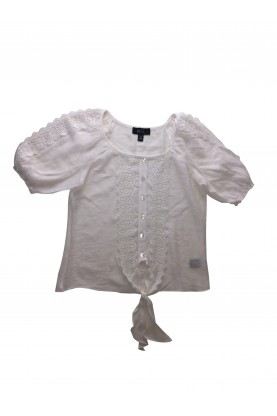 Short Sleeve Blouse BCX
